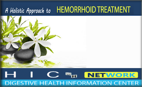 Holistic Hemorrhoid Treatment