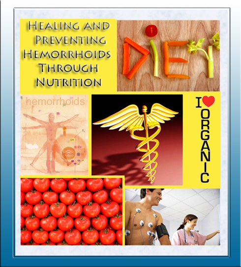 hemorrhoids health and diet