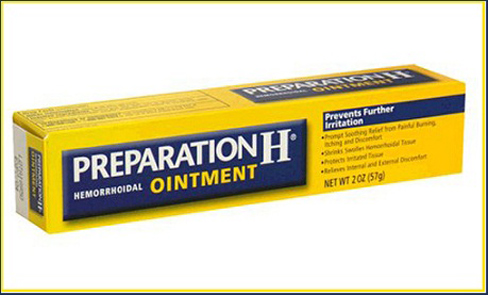 preparation h Ointment image