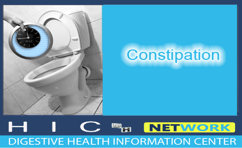 constipation causes and treatments