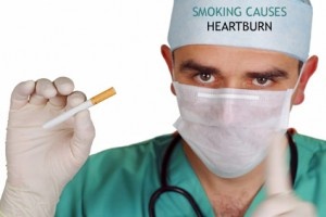 smoking and heartburn