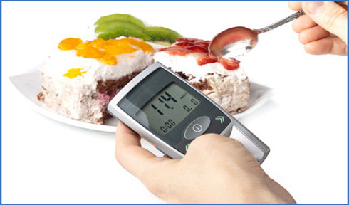 hyperglycemia: blood sugar levels, Skeleton