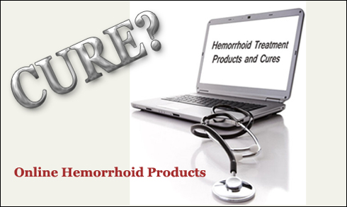 hemorrhoid online shopping