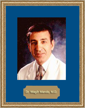 Hemorrhoid Surgeon Dr.Mando