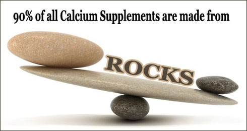 calcium sources and supplement information