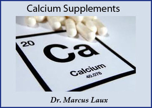 calcium supplement info